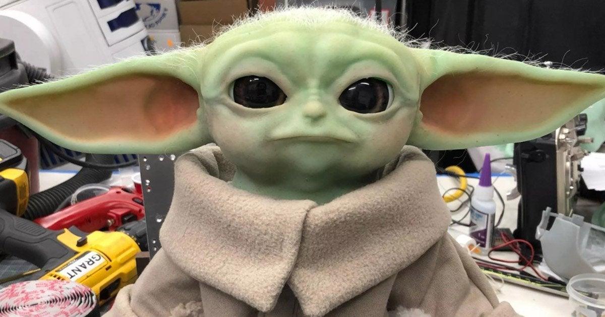 grant imahara star wars baby yoda
