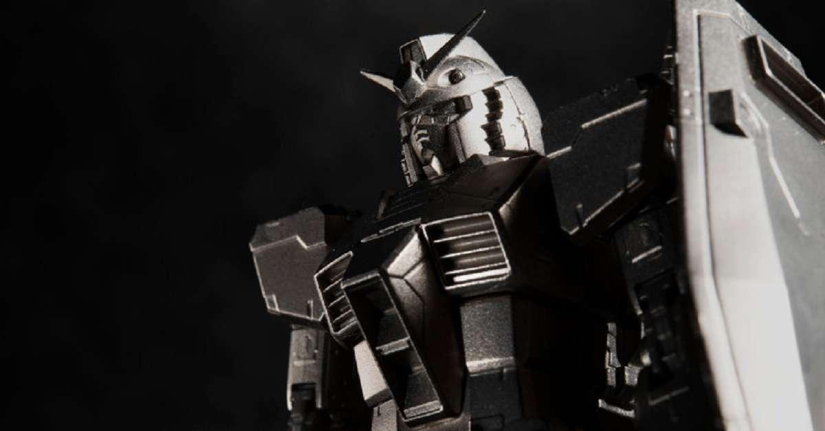 Gundam Plastic Model