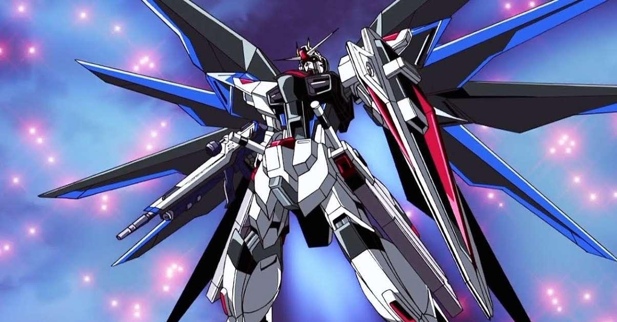 Gundam Statue China