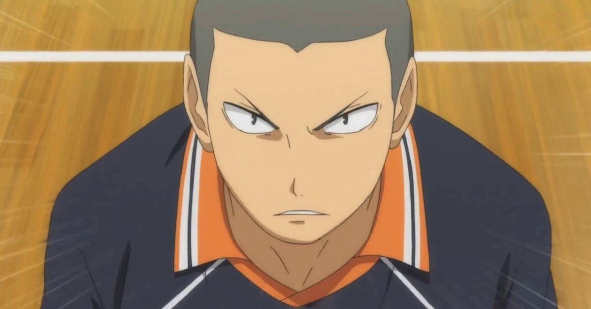 Haikyuu Tanaka