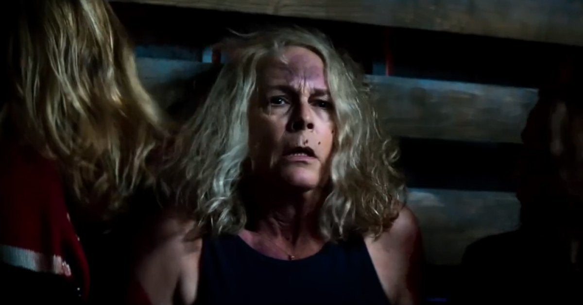 halloween kills jamie lee curtis laurie strode