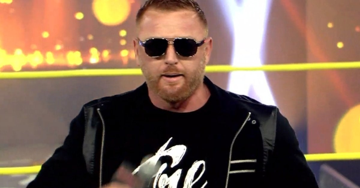 Heath Slater Impact Wrestling Slammiversary