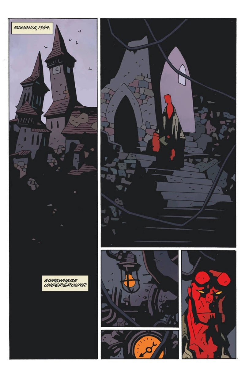 hellboy fearless dawn 1