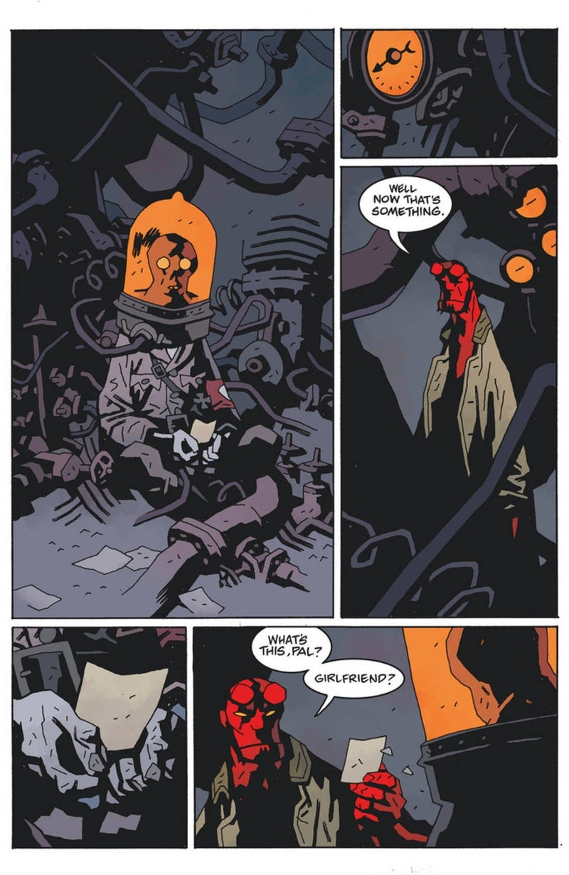 hellboy fearless dawn 2