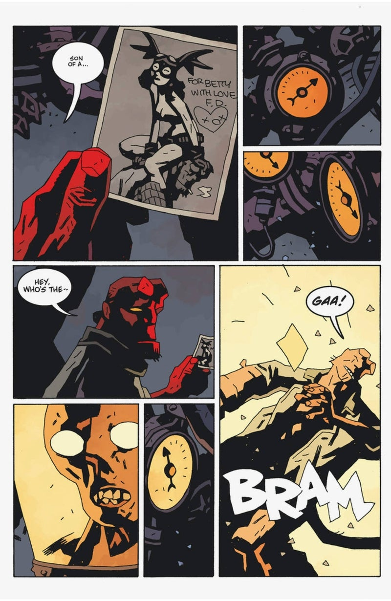 hellboy fearless dawn 3