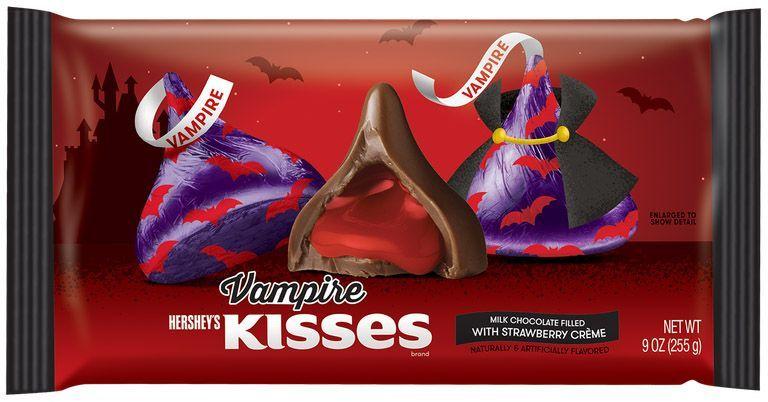 hersheys vampire kisses