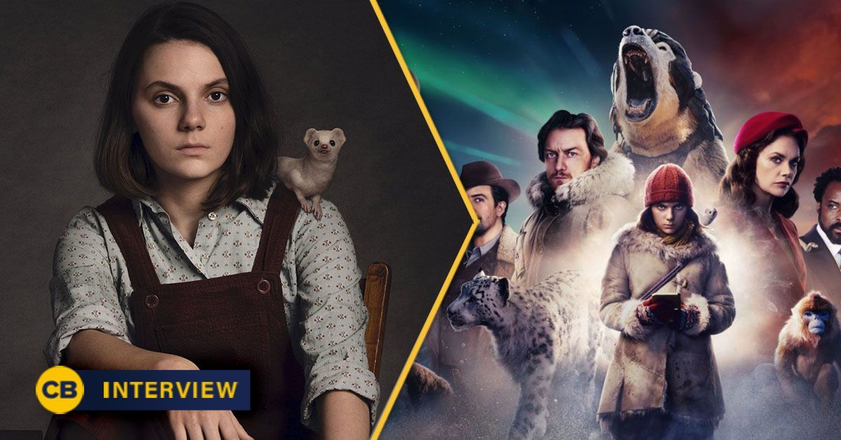 his dark materials dafne keen interivew
