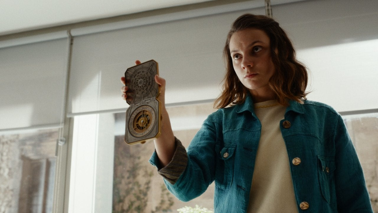 His Dark Materials Season 2 - Dafne Keen