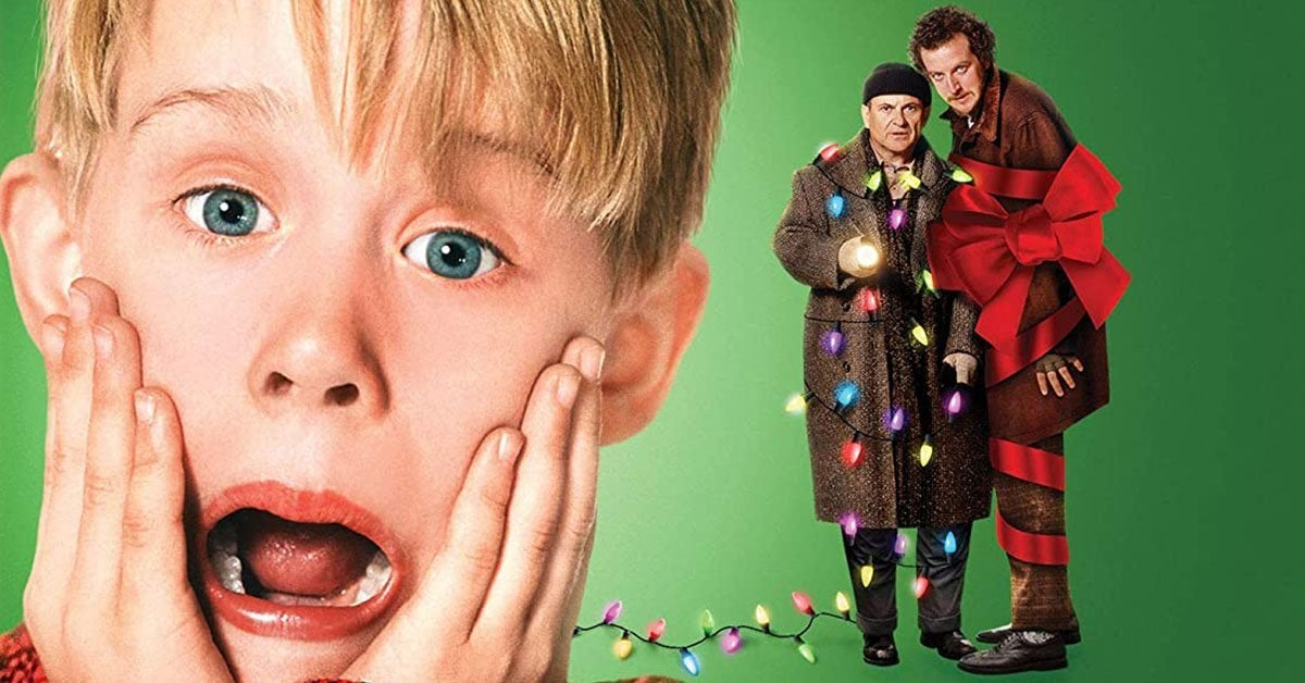 Home Alone Hits 4K UHD Blu-ray With an Exclusive SteelBook Edition