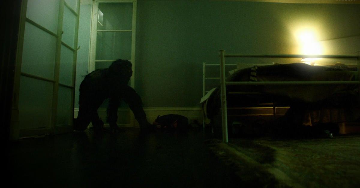 Hotel Paranormal - Roman Terror Clip