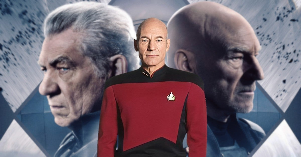 Ian McKellen Warned Patrick Stewart Not to do Star Trek TNG Picard Role
