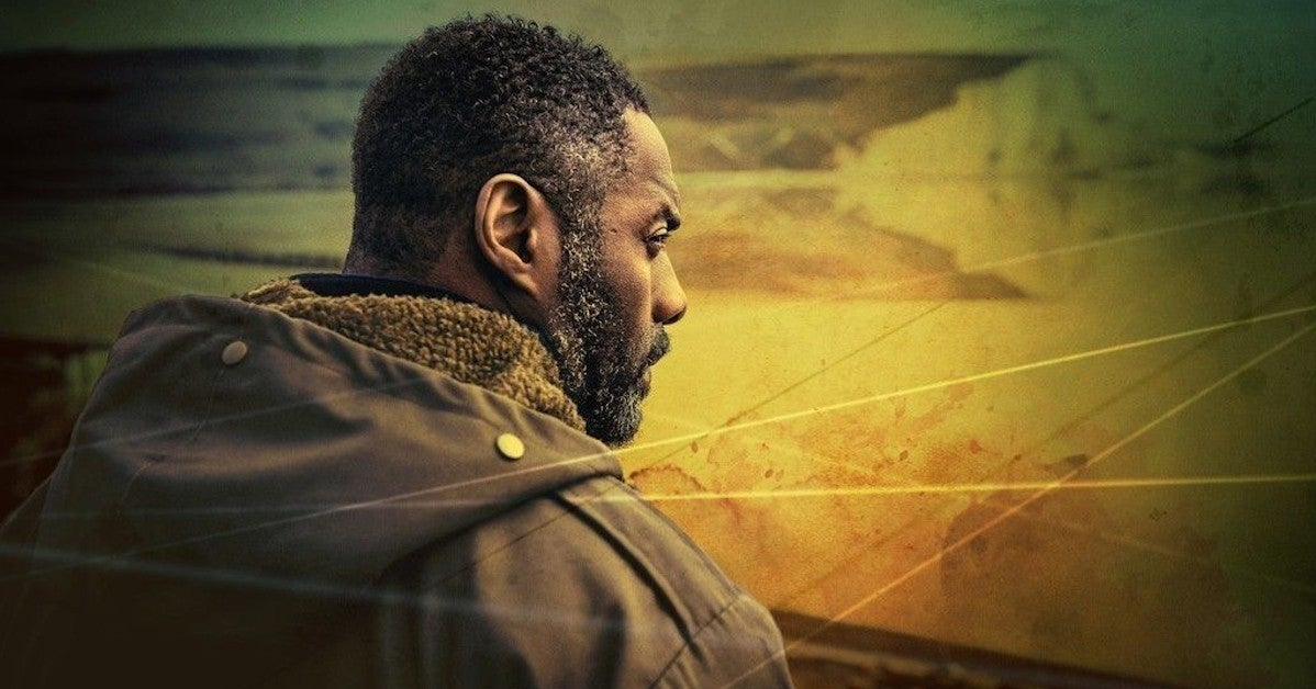 Idris Elba Says Luther Movie Still Moving Forward