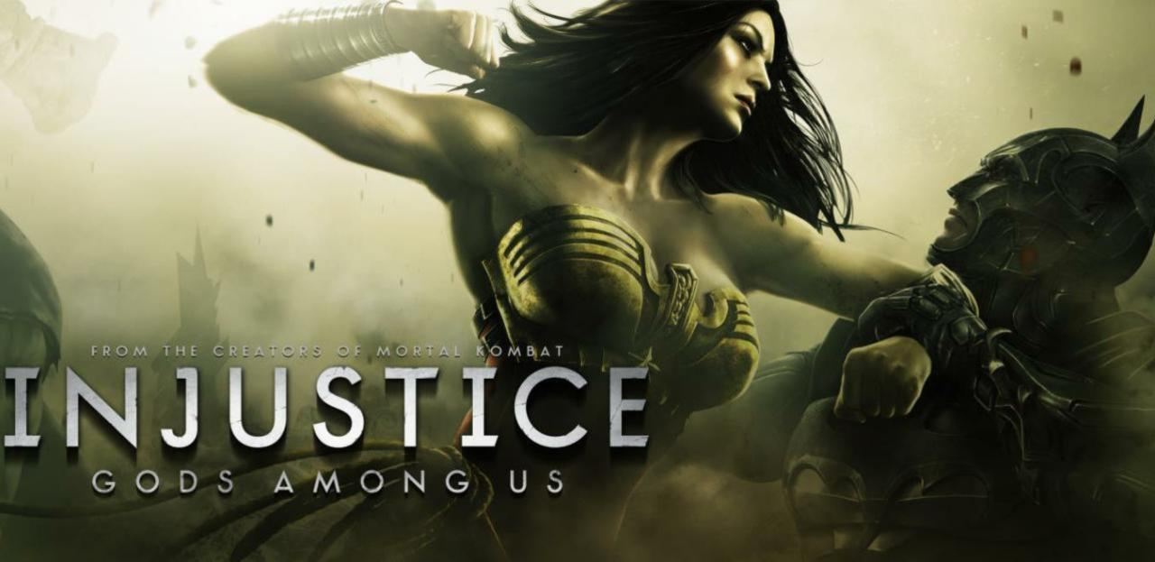 DC Announces New Injustice Project