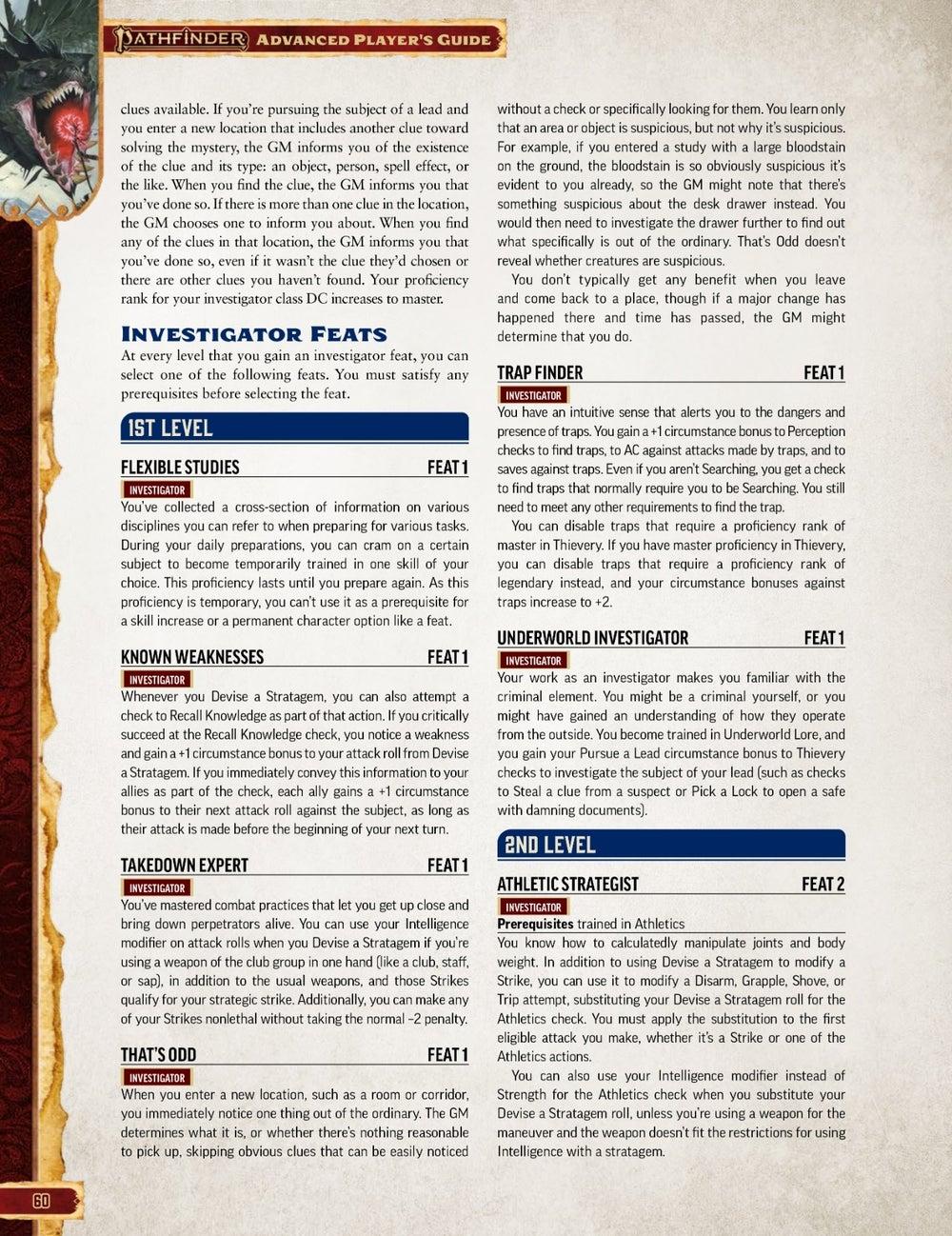 Investigator 3