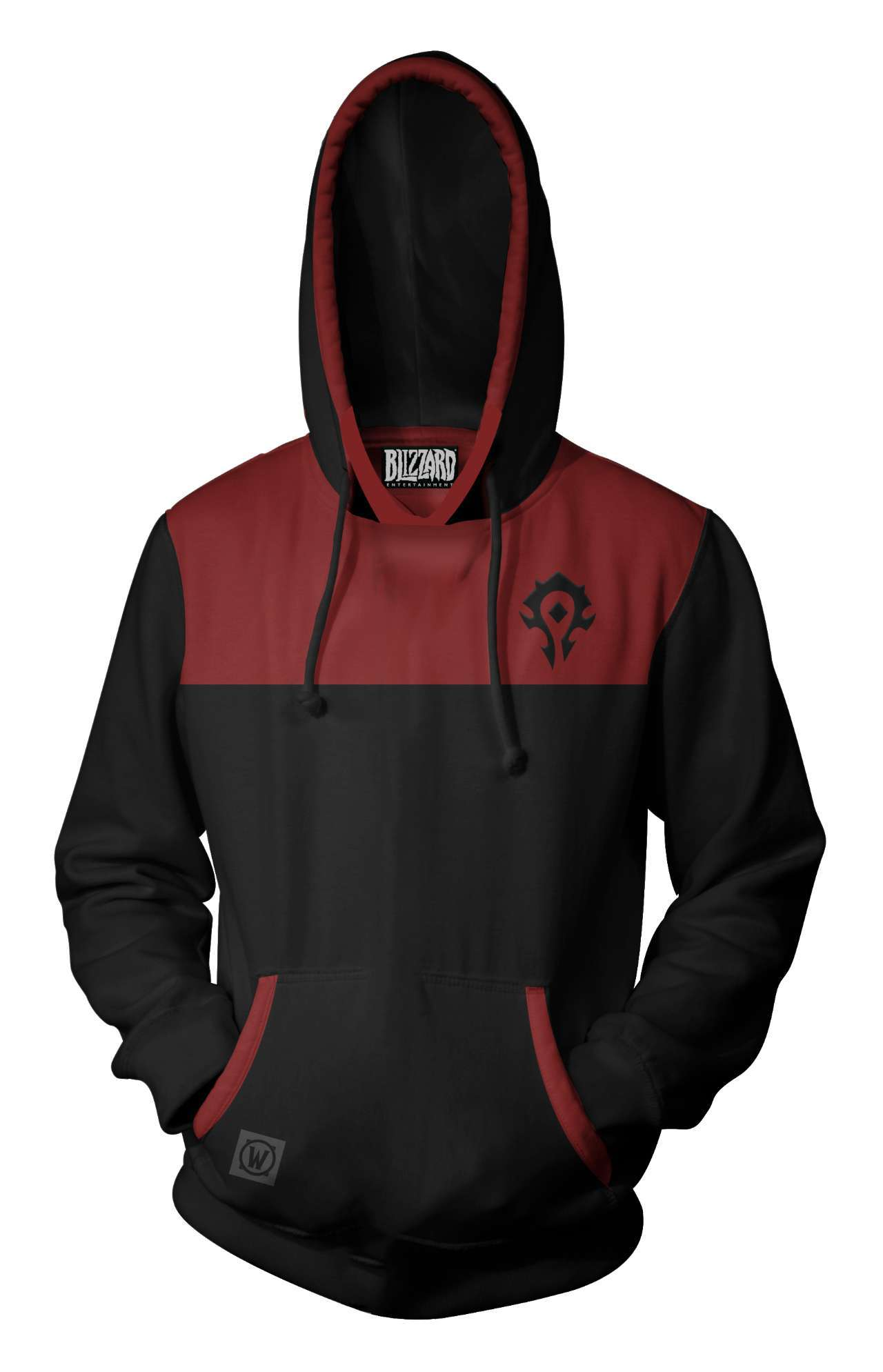J!NX Horde World of Warcraft To The End Faction Pullover Hoodie