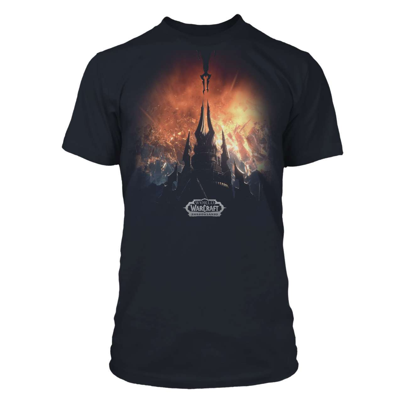 J!NX Navy World of Warcraft Open the Sky Premium T-Shirt