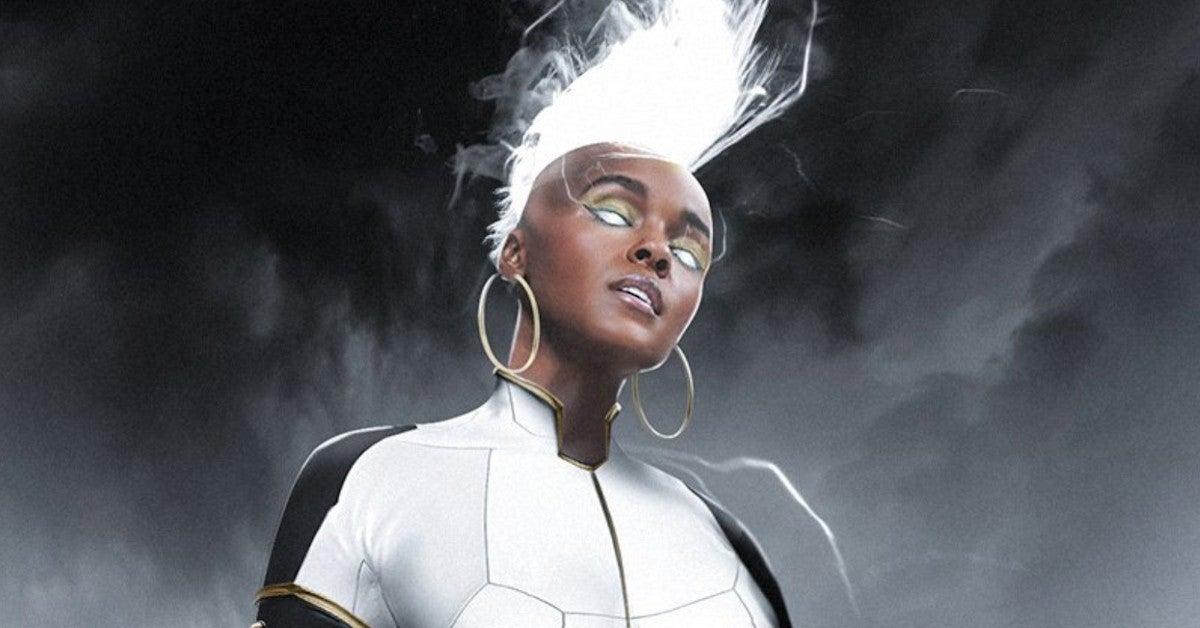 Janelle Monae as X-Men Storm MCU by BossLogic