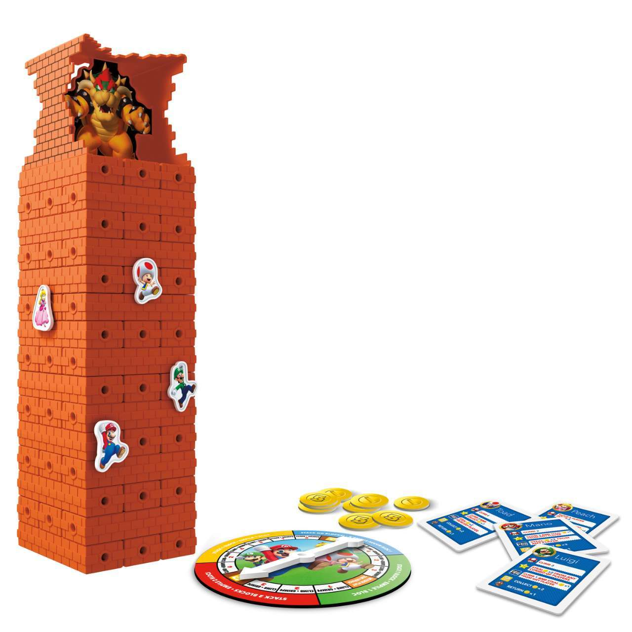Jenga Super Mario_ Game