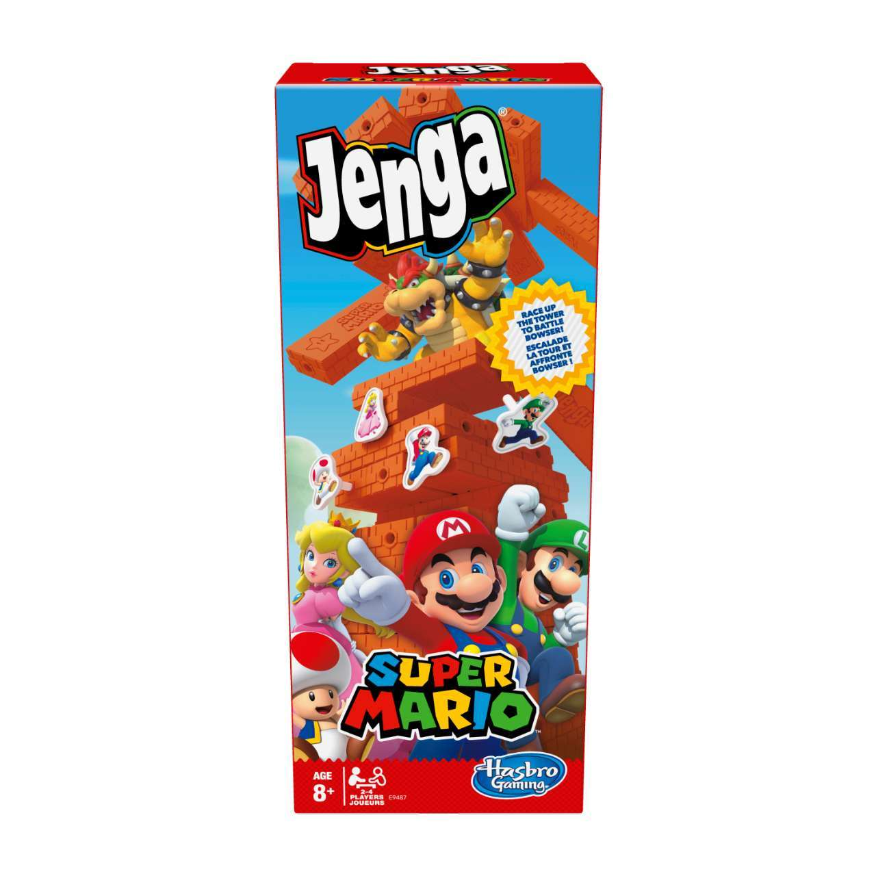 Jenga Super Mario_ Packaging