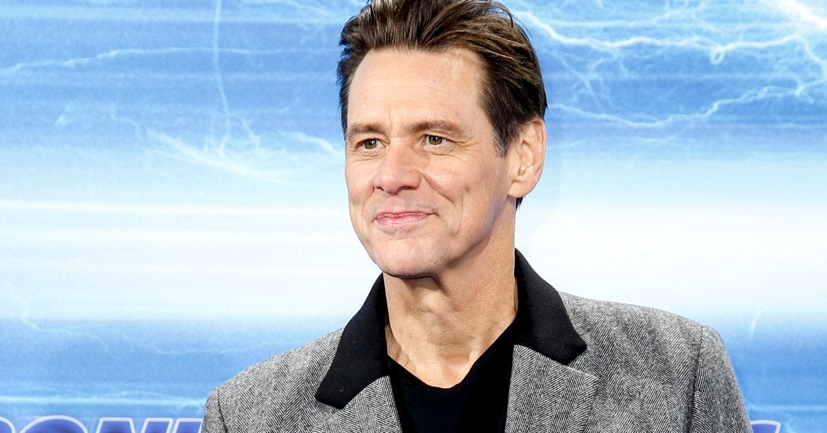 jim carrey sonic movie premiere