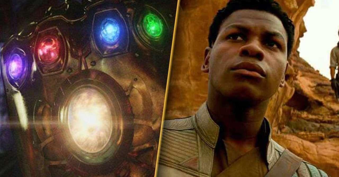 John Boyega Reveals His Plan For Using The Infinity Gauntlet