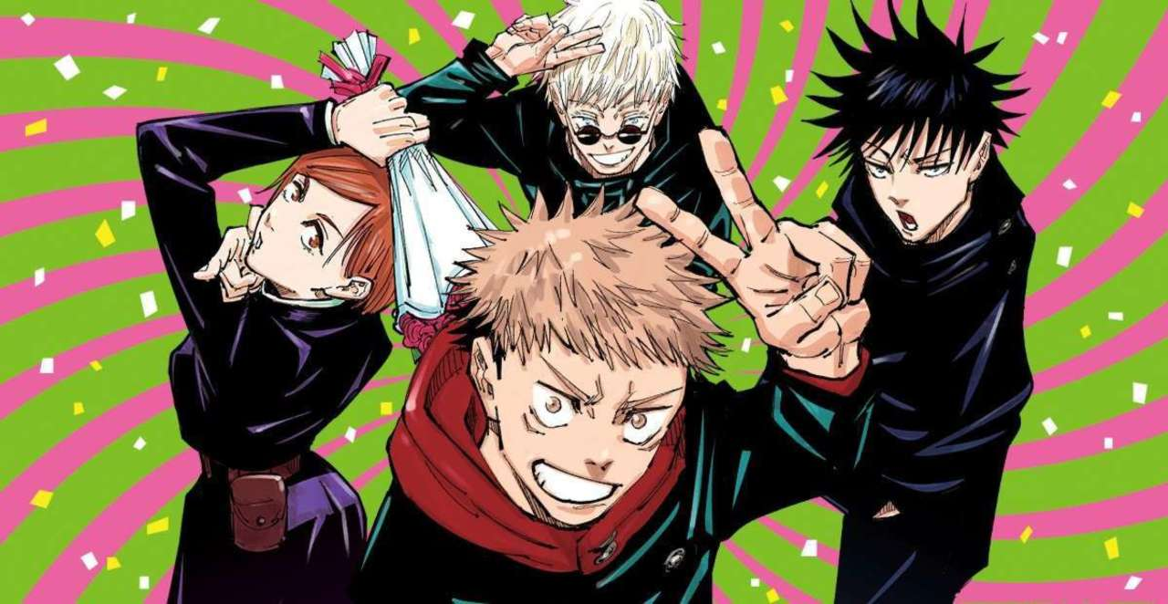 Jujutsu Kaisen Reveals New Character Designs and Cast Members