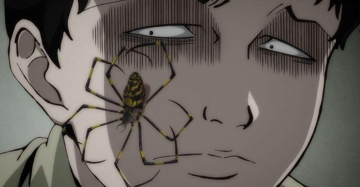 Junji Ito Strange Adaptations