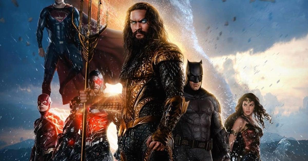 justice league 2 fan poster