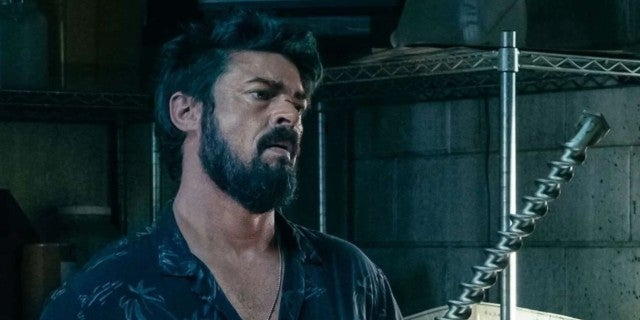 karl urban billy butcher short film