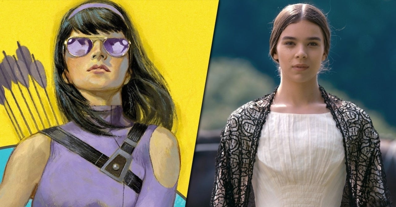 Hawkeye Reportedly Casts Hailee Steinfeld as Kate Bishop