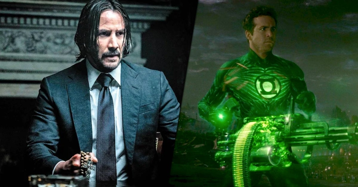 keanu reeves green lantern