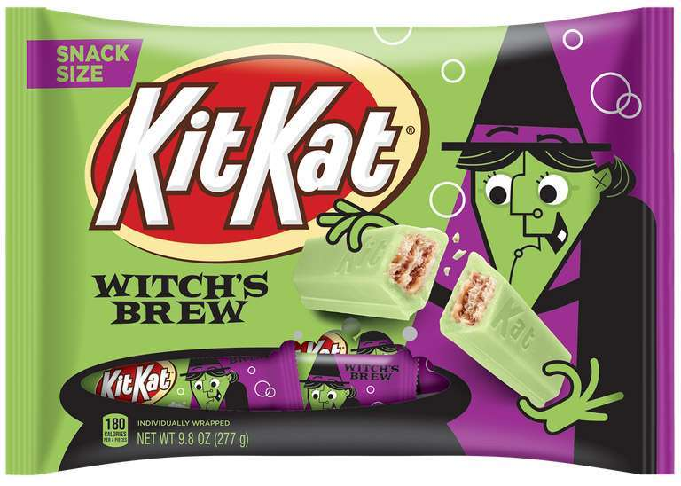 Hershey's Monster-Themed Candies Have Us Counting Down the Days Until Halloween