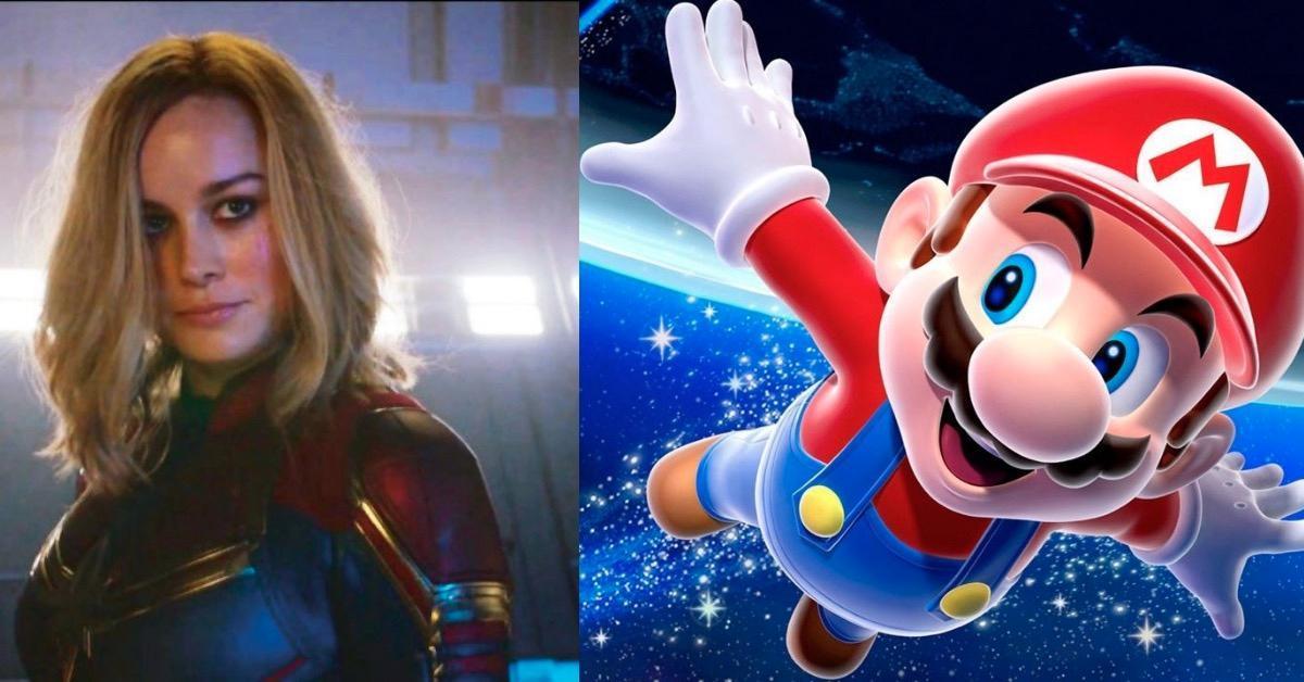 Larson Mario Galaxy