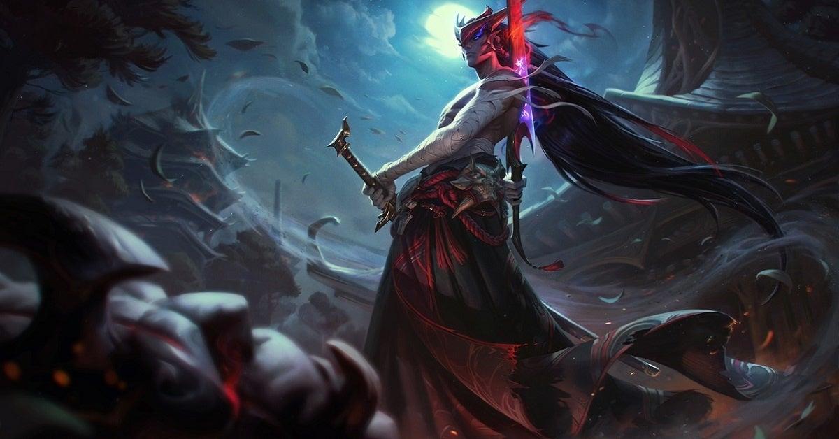 League of Legends Yone