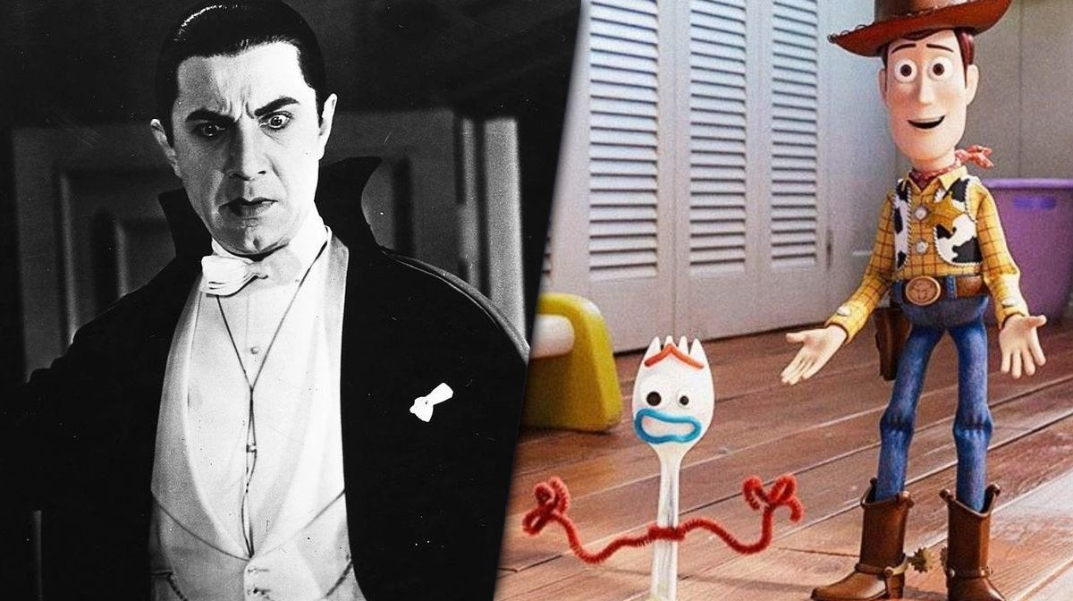 little mosnters movie dracula toy story 4 woody forky