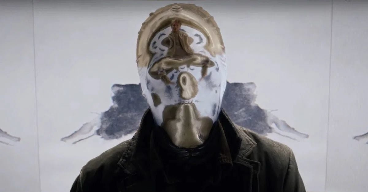 looking glass watchmen HBO time blake nelson
