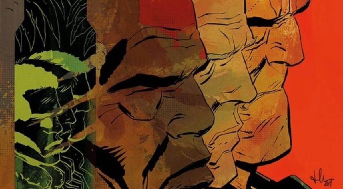 Lost Soldiers #1 Review - Cover