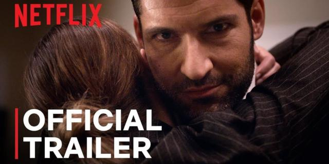 Lucifer Season 5 Trailer Netflix
