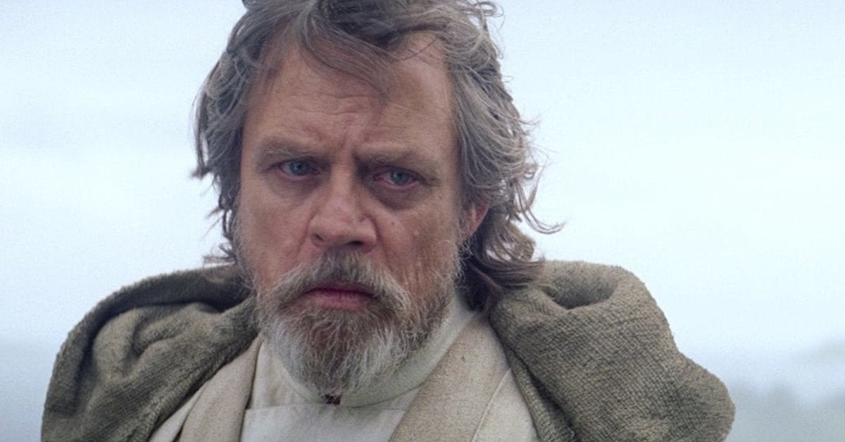 Luke Skywalker Star Wars THe Force awakens