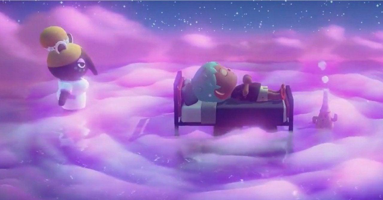 Meet Animal Crossing: New Horizon's New NPC Luna