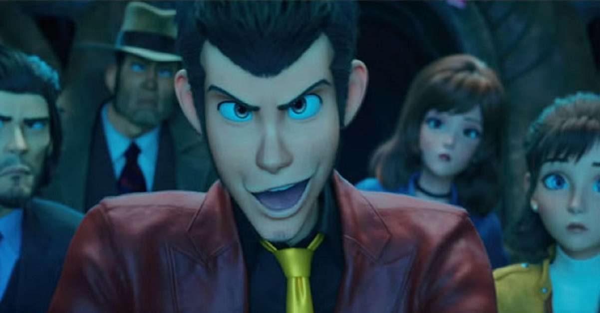 Lupin The Third English Cast