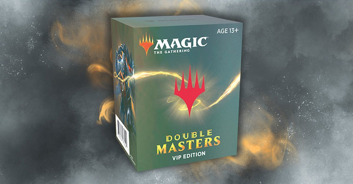 Magic the Gathering Double Masters VIP