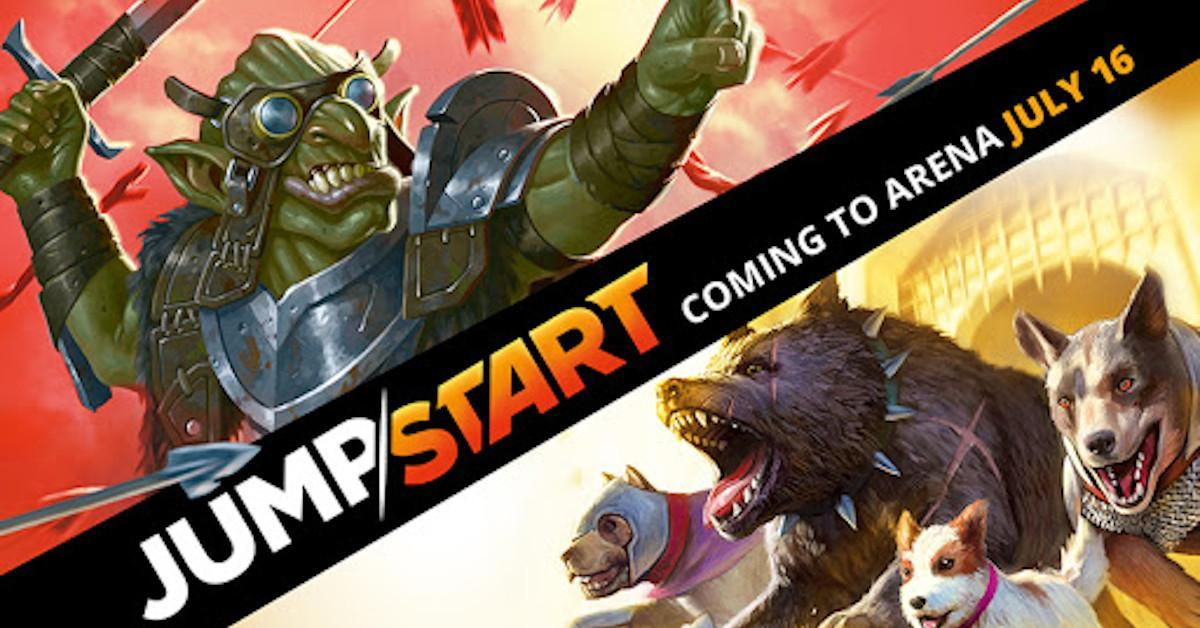 Magic The Gathering Jumpstart