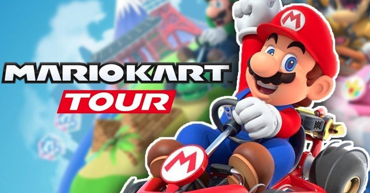Mario Kart Tour (1)