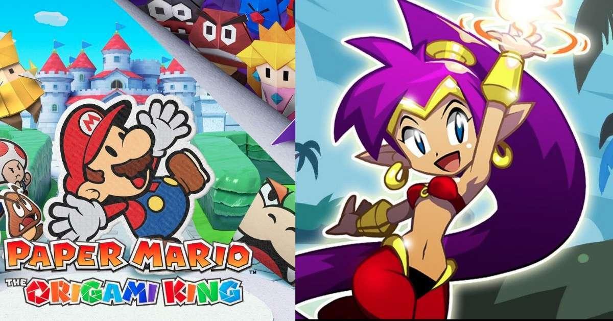 Mario Shantae
