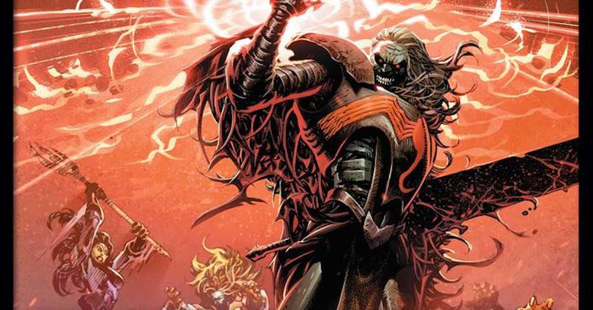 Marvel King in Black Empyre