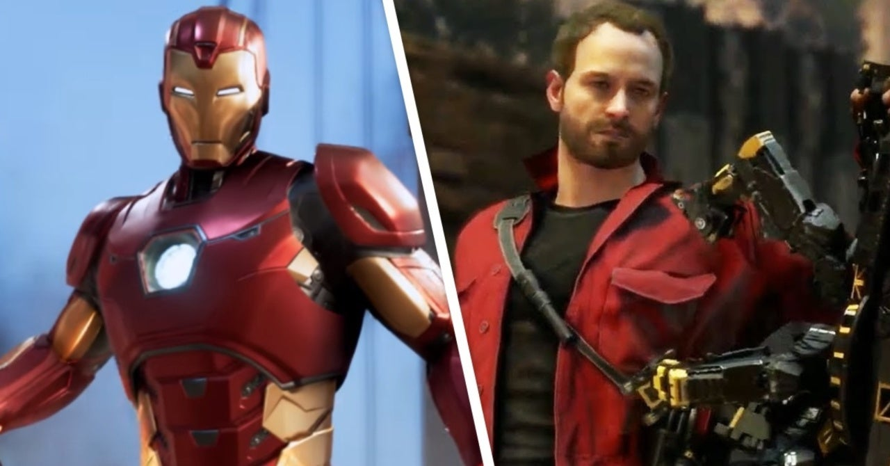 Marvel's Avengers Reveals an Awesome Ant-Man and Iron Man Combo Attack
