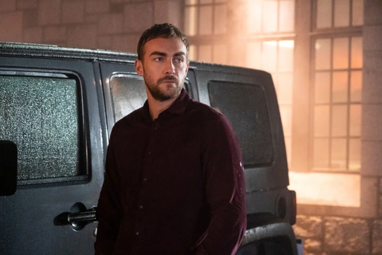 Marvel's Helstrom - Tom Austen as Daimon Helstrom