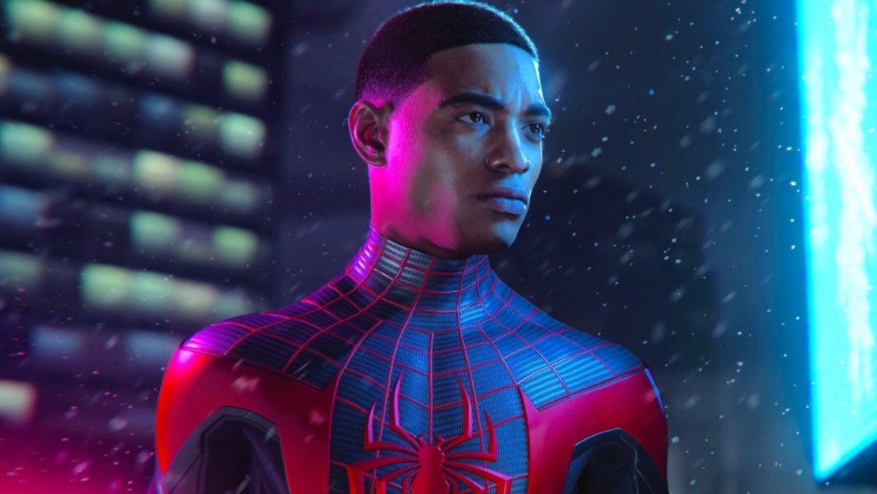 Game Informer: Spider-Man Miles Morales includes a ...