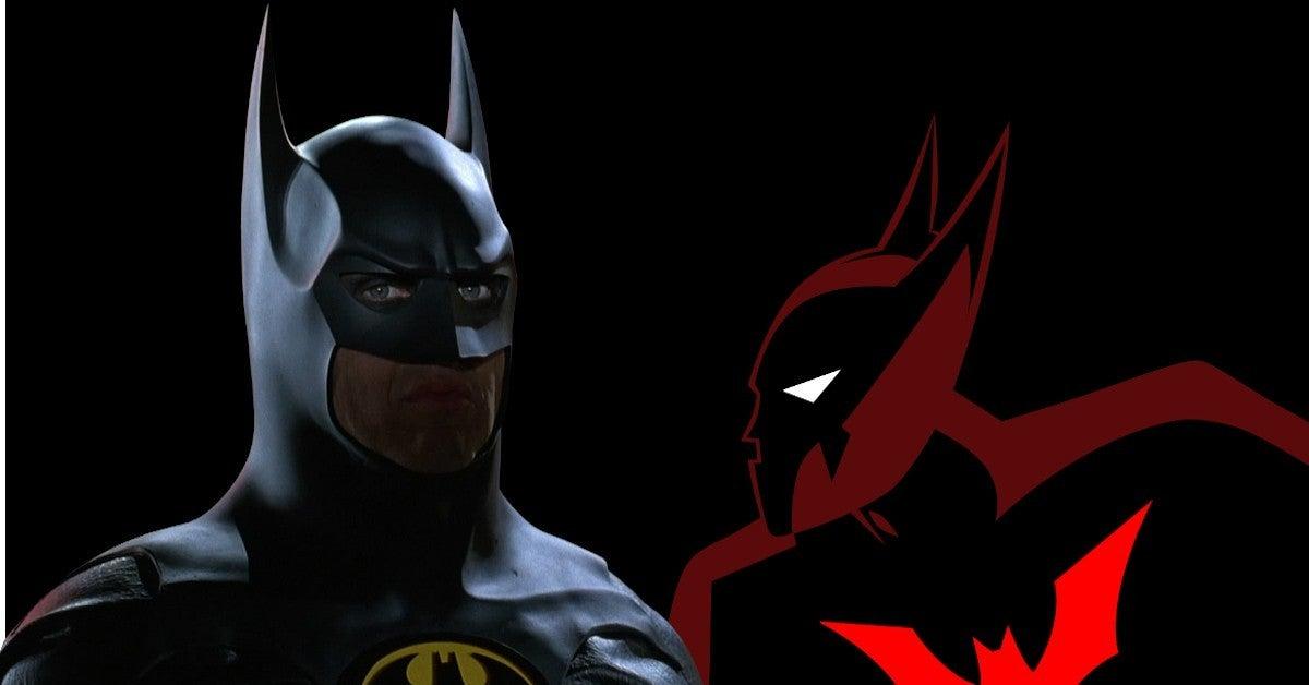 Michael Keaton Batman Beyond Movie DCEU